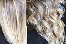 Daniyas hair