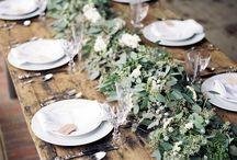 stolování svatební