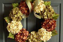 GIVEAWAYS / Home Hearth Garden Wreath Giveaways