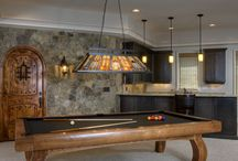 Man Cave ideas / by Natasha McCloud
