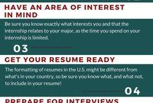 International Student Job Search