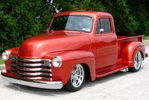 Chev Pickup Trucks