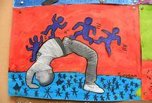 activités enfants autour d'un artiste ou mouvement artistique