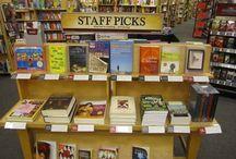 bookstore ideas / by Mathilda Reid