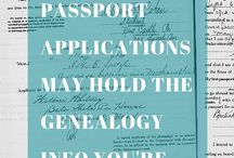 Immigration - Genealogy / If you live in the U.S. - unless you're a Native American -  you're descended from immigrants. Finding and sharing great immigration stories, links, and resources.