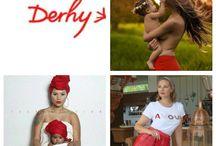 Derhy / Jeu-concours: Parce qu'être mère, c'est aussi être la plus belle pour aller danser!   Derhy l'a bien compris!  Fatale, dans le vent, bobo où ethnique?  En attendant le jour J de notre grand jeu-concours, faites nous partager ci- dessous le look que vous aimez où que vous aimeriez porter! www.derhy.com  @derhyparis en collaboration avec la blogeuse @florinewattez .  #concours #fashionblogger #boho #fashionstyle #paris #mother #mode #blog #ethnic #beauty #flowers #womensfashion #fashionista