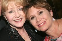 Carrie Fisher & Debbie Reynolds