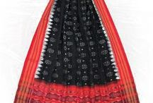 Handwoven Dupattas / Find Quality Handloom Cotton Dupattas, Directly from the weavers of Odisha. Great Designs & Colors.