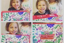 It's Coloring Time #KKVDayColor / by Krispy Kreme