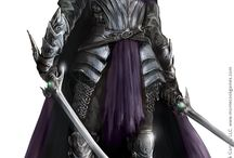 ELF (Drow) • Male
