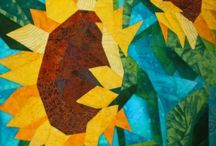 paper piecing quilts / by Patty Hanssens