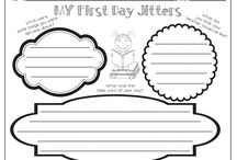 Education - First Week of School / Ideas and tips for the first week of school.