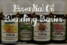 Essential Oils Blending Basics