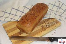 kenyér, pogácsa