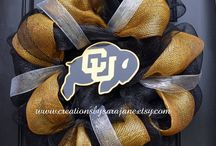 Holiday & Seasonal Buff Stuff / Seasonal items for sale from the book store and Buffs sharing their holiday CU pride!