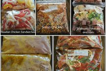 Food: freezer meals / Freezer meals I want to try this fall-- I'll comment on ones I try and like!