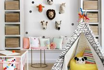 2017 Kids Bedroom Trends & Ideas / Check out the most popular kid's bedroom trends of 2017, and get inspired to decorate your child's bedroom!
