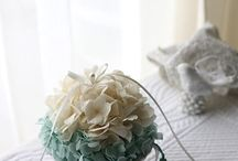 Ring pillow / プリザーブドフラワーのリングピローをご紹介します。 Preserved flower ring pillow