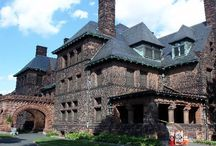 Abondoned mansions