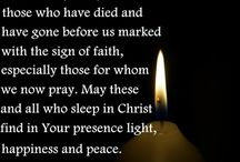 Prayer for the Departed Souls
