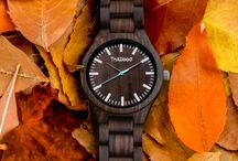 TruWood Watches / 100% natural, wooden watches - be seen wearing one.