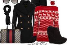Fall-Winter style / by SHARON CORDELL