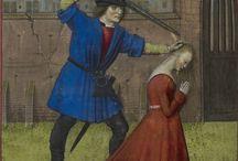 Projekt  - żywe obrazy (XIV/XV wiek)