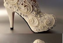 Wedding Shoes and Accessories