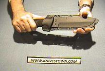 Knive og knivbygning