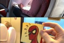 These funny doodles are truly creative