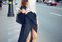 skirts / by Karol Kalil