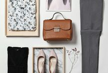 Flatlays for Shop the Look