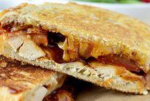 Sandwiches / by Rhonda Brack