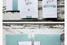 Wedding Invites / by Amy Shannon