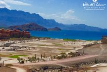 Danzante Bay Golf Course / The fusion of sea, desert and mountains have achieved a spectacular harmony in the Danzante Bay Golf Course at Villa del Palmar at the Islands of Loreto