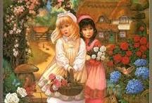 Snow White & Rose Red