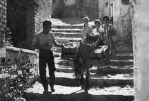 Old life Greece