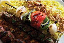 Middle East-Asian Recipes