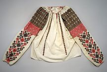 Romanian blouses