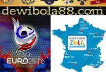 UEFA EURO 2016 - FRANCE / Dewibola88.com | european championships 2016
