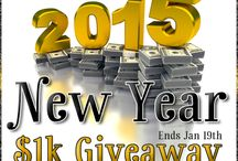 2015 Giveaways & Desires / by Dawn Ganey