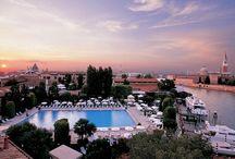 Belmond Hotel Cipriani, Venice / A tiny island, a Grand Hotel: http://www.italytraveller.com/en/z/hotel-cipriani #ItalyTraveller