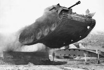 WWII Tanks - Cromwell