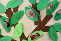 Family Tree Ideas for school