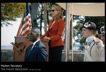 Madam Secretary / Madame Secretary episode which mentions George Washington's Liberty Key: Mount Vernon's Bastille Key -- the Mystery and Magic of Its Body, Mind, and Soul (Character, Culture, Consitution). More info at website.