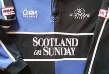 Classic Glasgow Rugby Shirts / Classic Glasgow Warriors rugby shirts from the past 30years. Legendary jerseys and tournaments from yesteryear. Worldwide shipping   Free UK Delivery