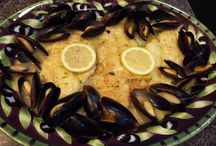Sole Francaise with Sweet Mussels
