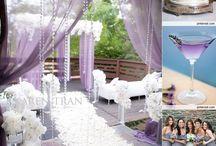 Wedding Themes | Purple
