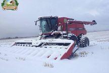 Rolnicza zima