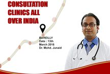 Health Camps. / Every month, doctors team of Aimil Healthcare has organized  medical camps at every corner of Country.